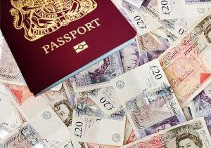 Стоимость визы в Англию для россиян 2016